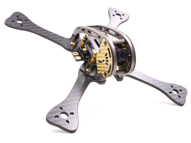GEP LX5 Leopard racing drone frame