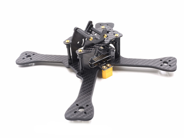 GEP TX4 Chimp racing drone frame